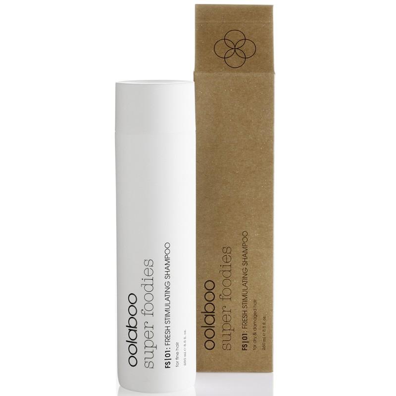 oolaboo SUPER FOODIES FS|01: fresh stimulating shampoo 250 ml