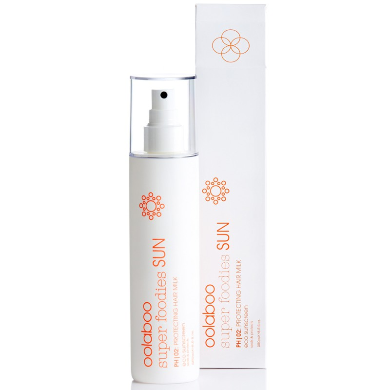 oolaboo SUPER FOODIES SUN PH|02 protecting hair milk 250 ml
