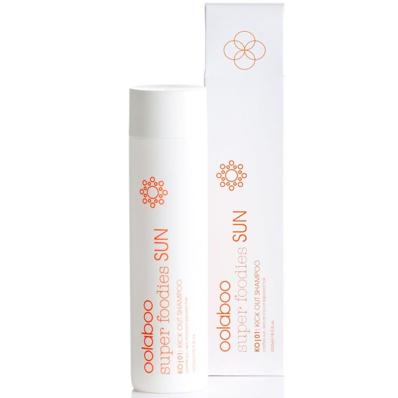 oolaboo SUPER FOODIES SUN KO| 01: kick out shampoo 250 ml