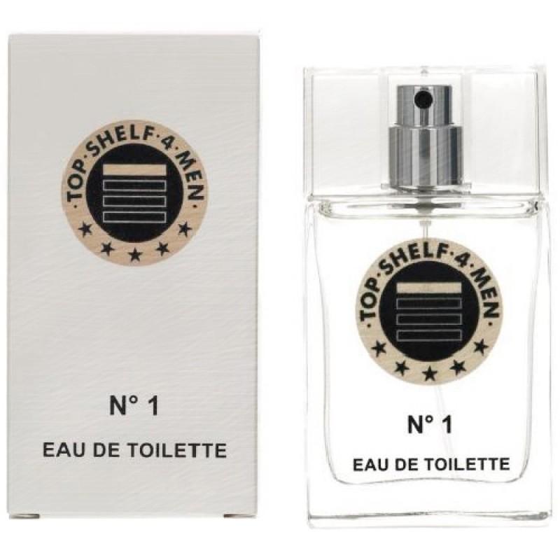 TOPSHELF 4 MEN Eau de Toilette Nr. 1 50 ml