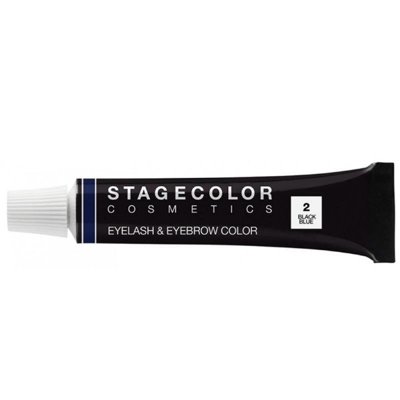 STAGECOLOR Eyelash & Eyebrow Color Black-Blue 15 ml