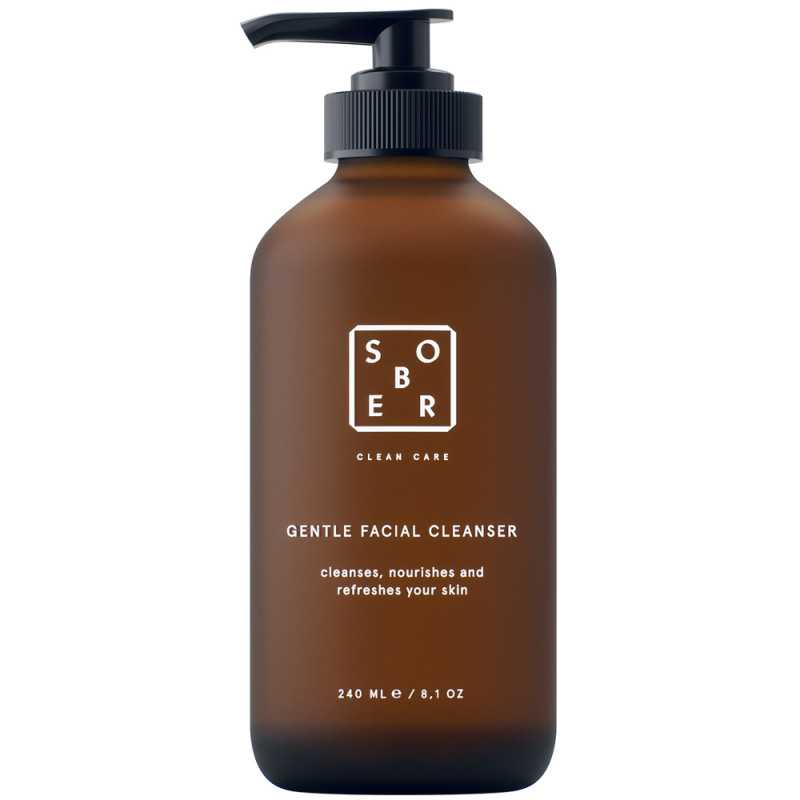 SOBER Gentle Face Cleanser 240 ml