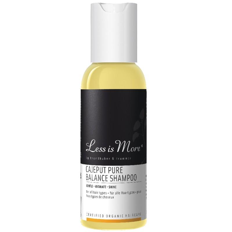 LESS IS MORE Travel Cajeput Pure Balance Shampoo 50 ml