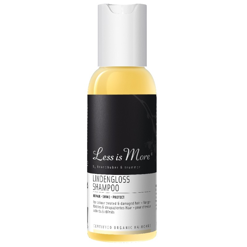 LESS IS MORE Travel Lindengloss Shampoo 50 ml