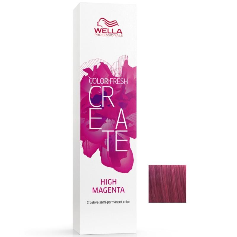Wella Color Fresh CREATE High Magenta 60 ml