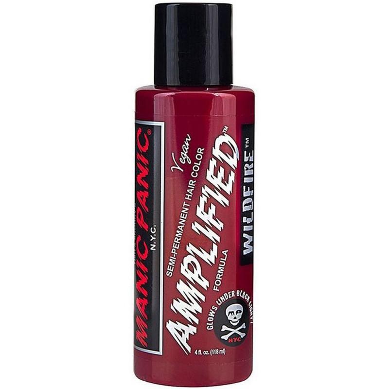Manic Panic Amplified Wildfire Red 118 ml