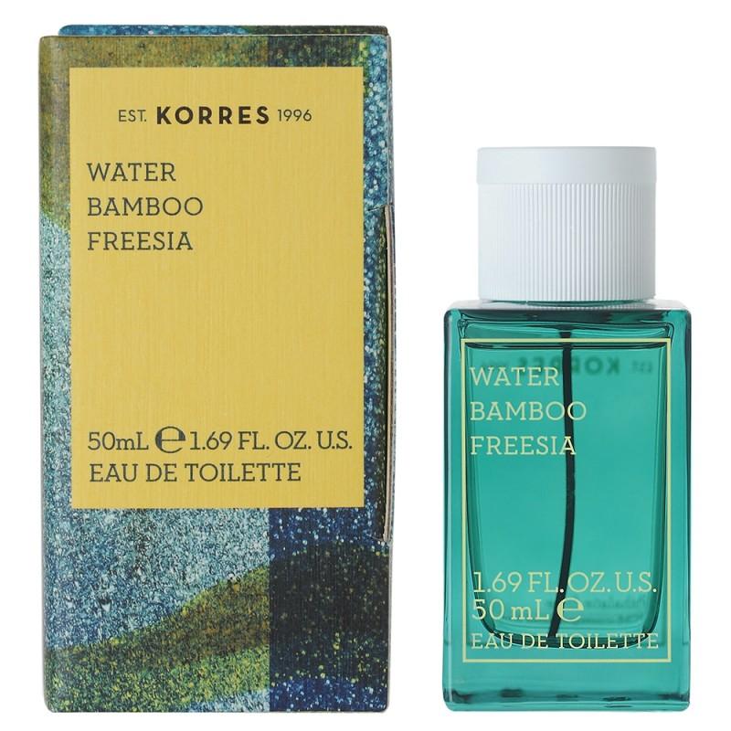 Korres Water/Bamboo/Freesia EdT 50 ml