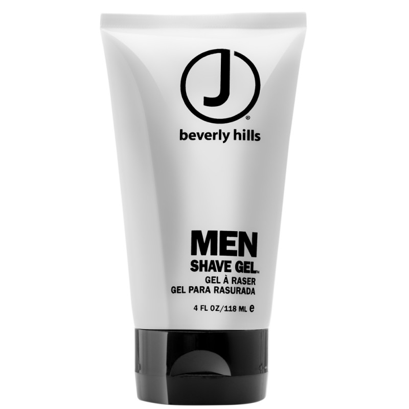 J Beverly Hills MEN Shave Gel 118 ml