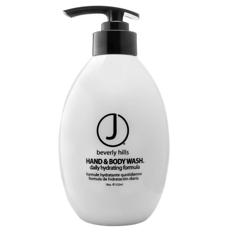 J Beverly Hills Hand & Body Wash 532 ml