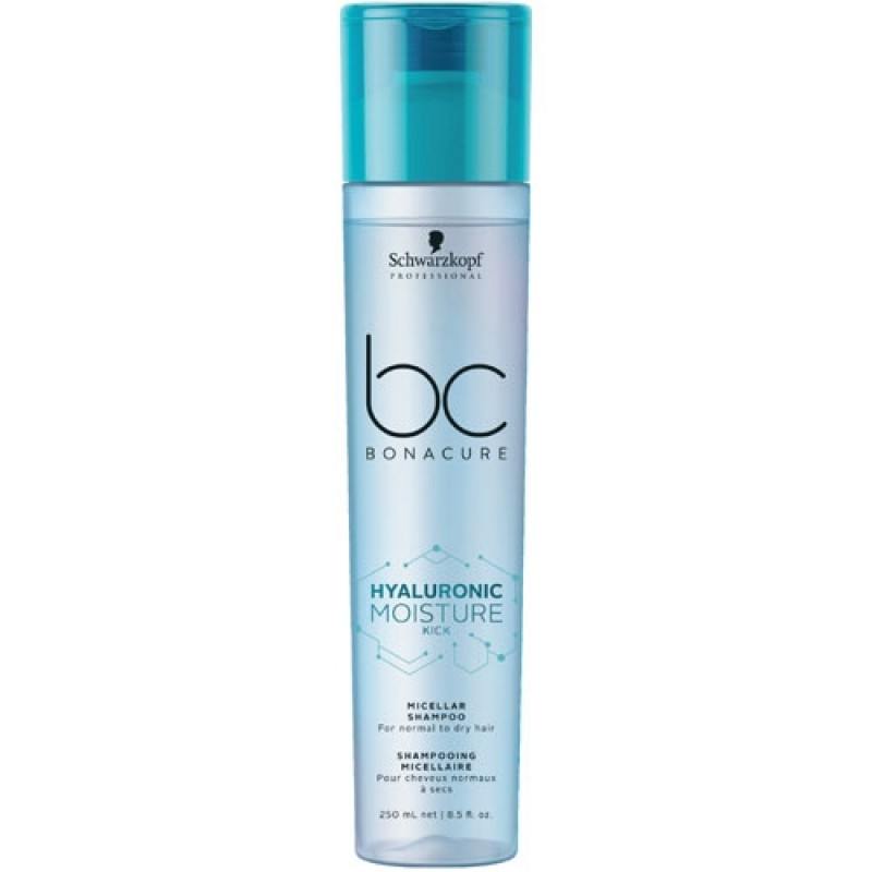 Schwarzkopf BC Bonacure Hyaluronic Moisture Kick Shampoo 250 ml
