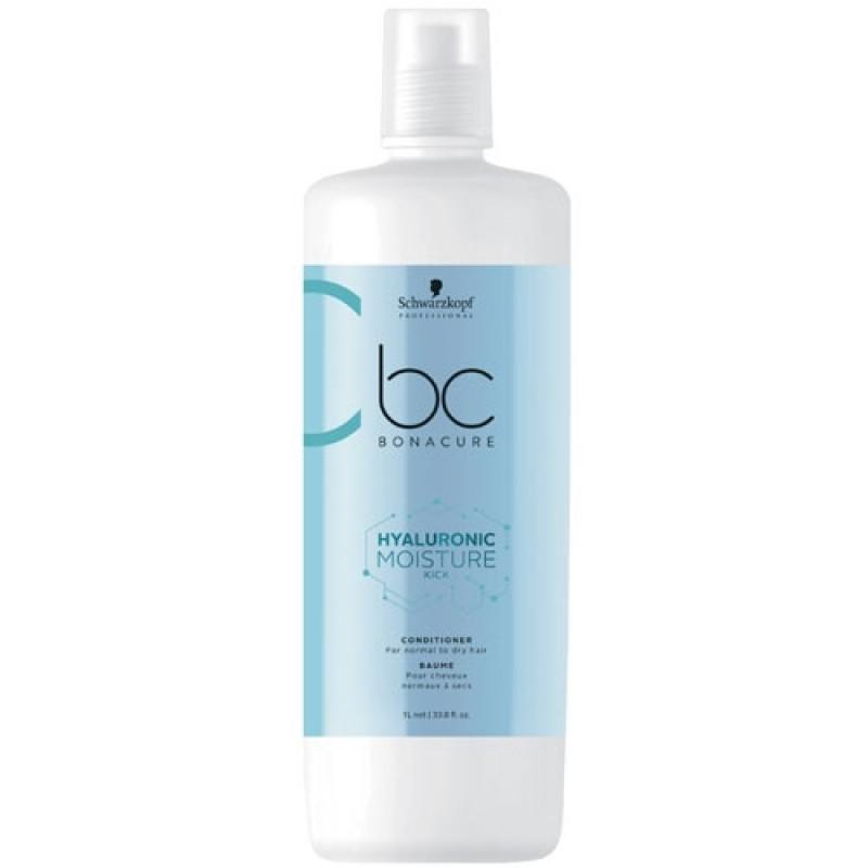 Schwarzkopf BC Bonacure Hyaluronic Moisture Kick Conditioner 1000 ml