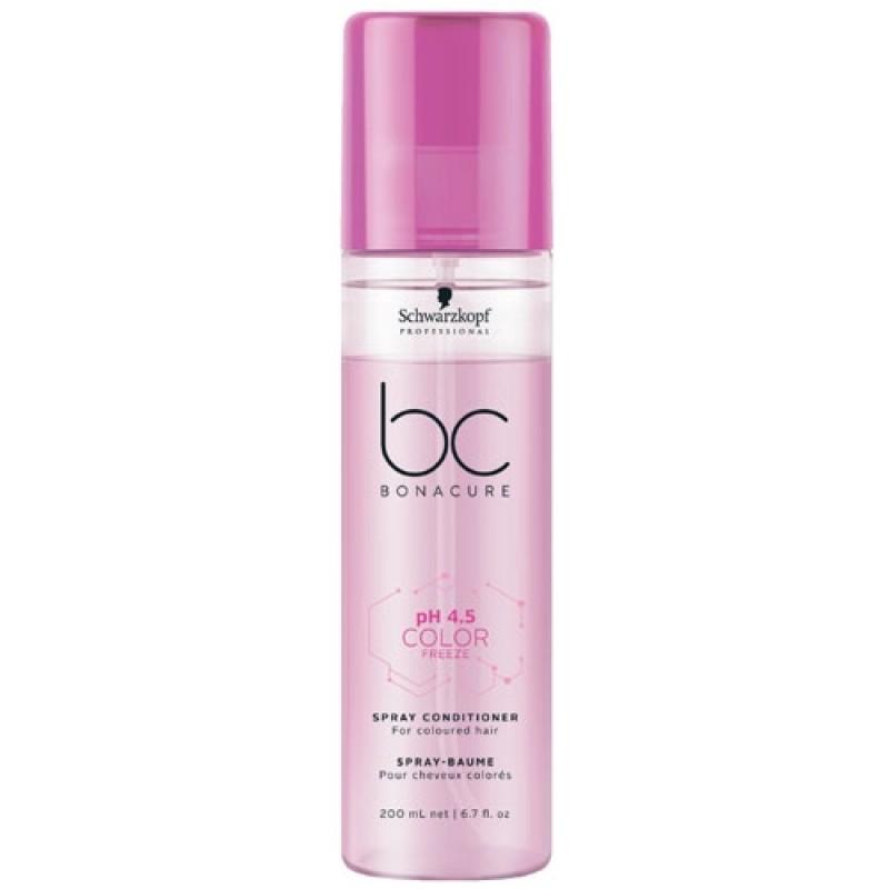 Schwarzkopf BC Bonacure pH 4.5 Color Freeze Spray Conditioner 200 ml