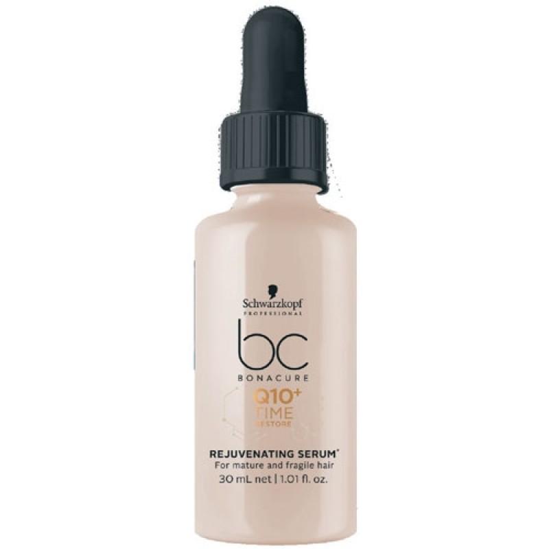 Schwarzkopf BC Bonacure Q10 Time Restore Rejuvenatin Serum 30 ml