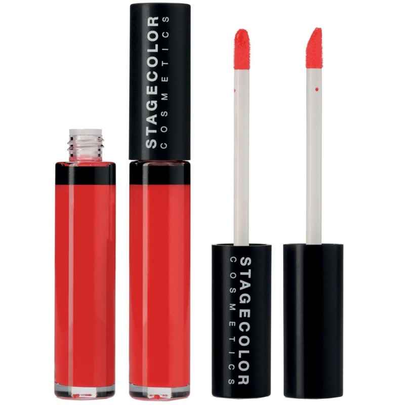 STAGECOLOR Lip Lacquer Polish Red