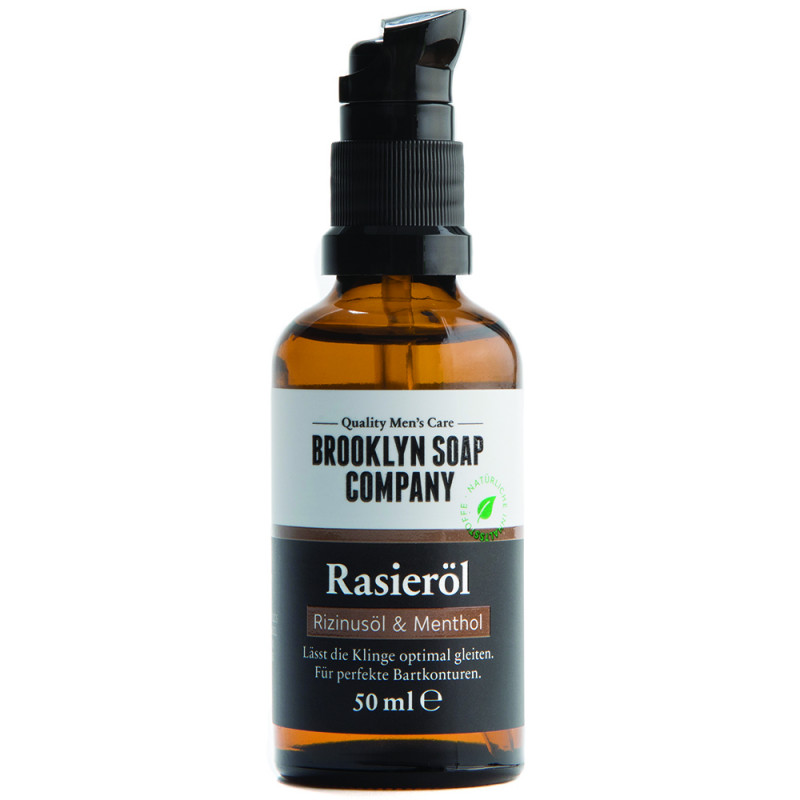 Brooklyn Soap Co. Rasieröl 50 ml