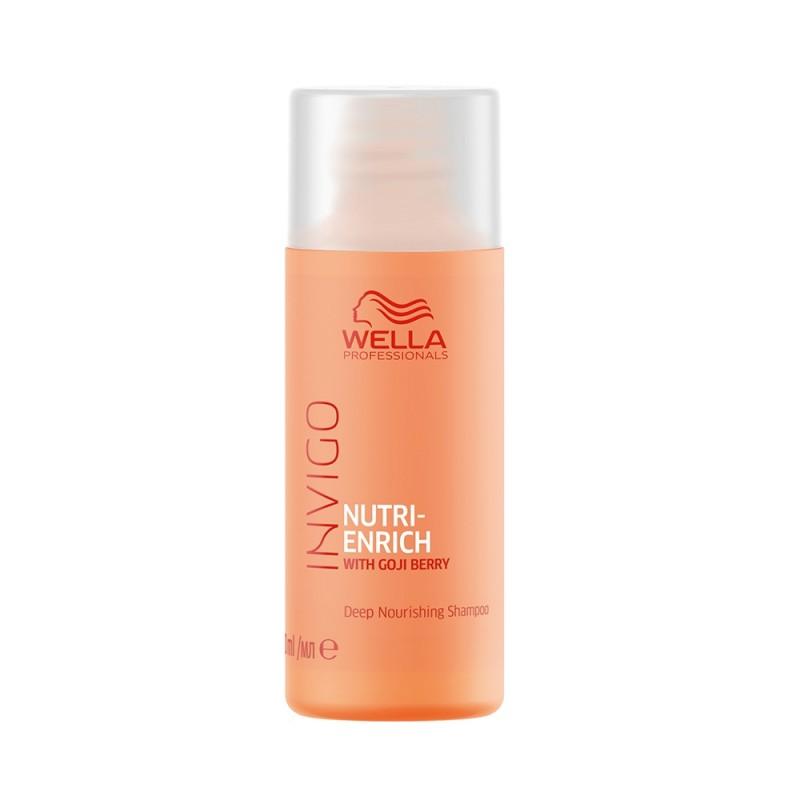 Wella Invigo Nutri-Enrich Deep Nourishing Shampoo 50 ml