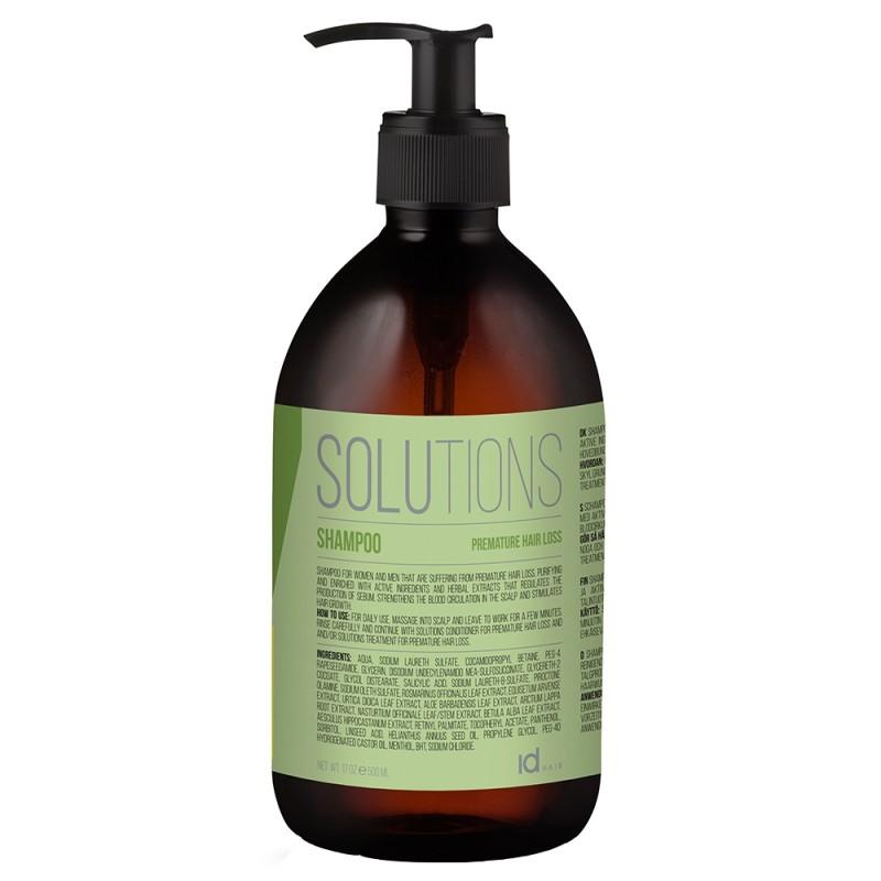 ID Hair Solutions Nr. 7.1 Shampoo 500 ml