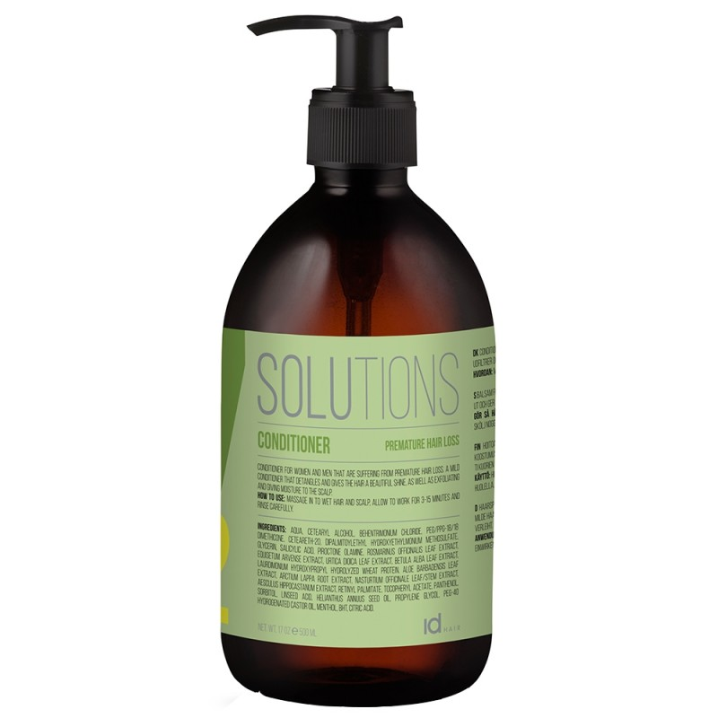 ID Hair Solutions Nr. 7.2 Conditioner 500 ml
