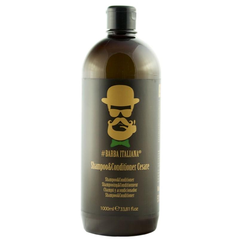 Barba Italiana Shampoo & Conditioner Cesare 1000 ml