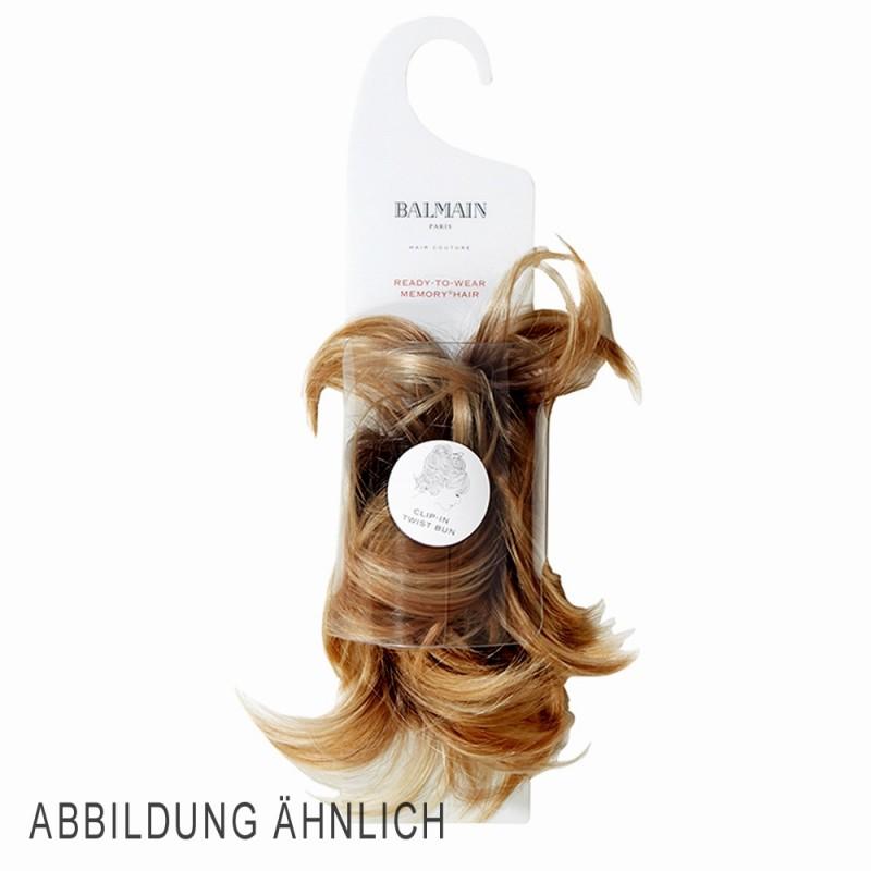 Balmain Clip-In Twist Bun Memory Hair Sydney