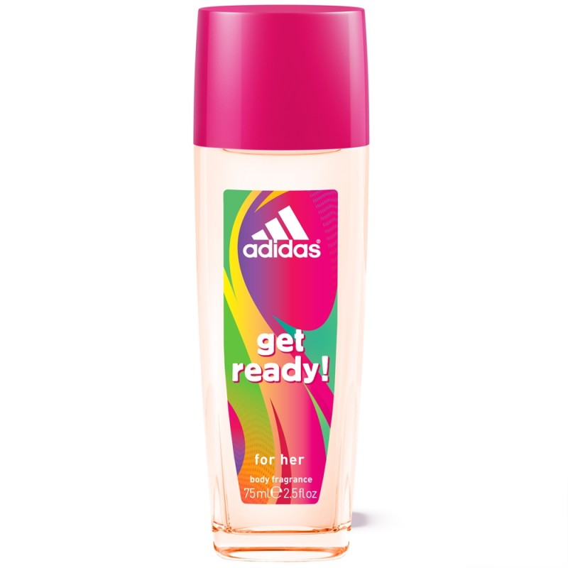adidas get ready! for her Deo Natural Spray 75 ml