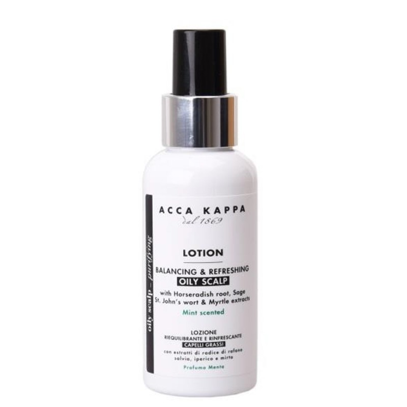 Acca Kappa Lotion for Oily Scalp 100 ml