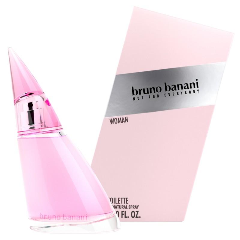 bruno banani Woman EdT Natural Spray 60 ml