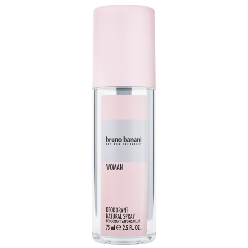 bruno banani Woman Deo Natural Spray 75 ml
