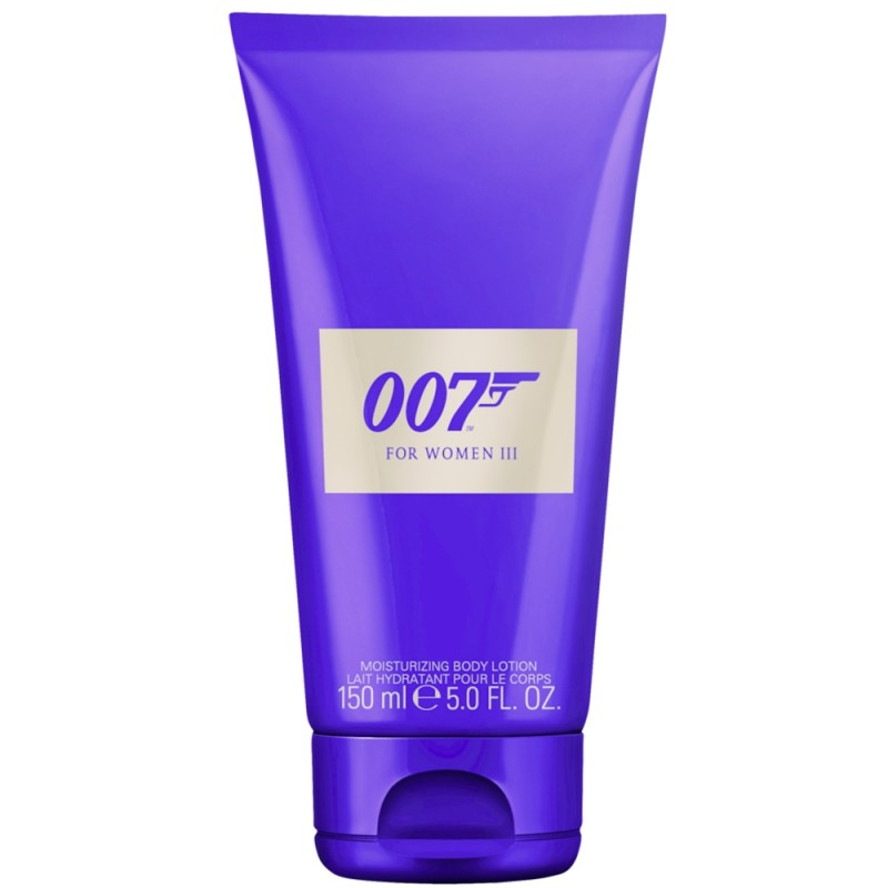 James Bond 007 For Women III Body Lotion 150 ml
