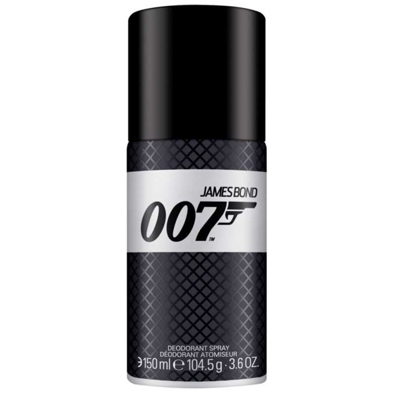 James Bond 007 Deo Aerosol Spray 150 ml