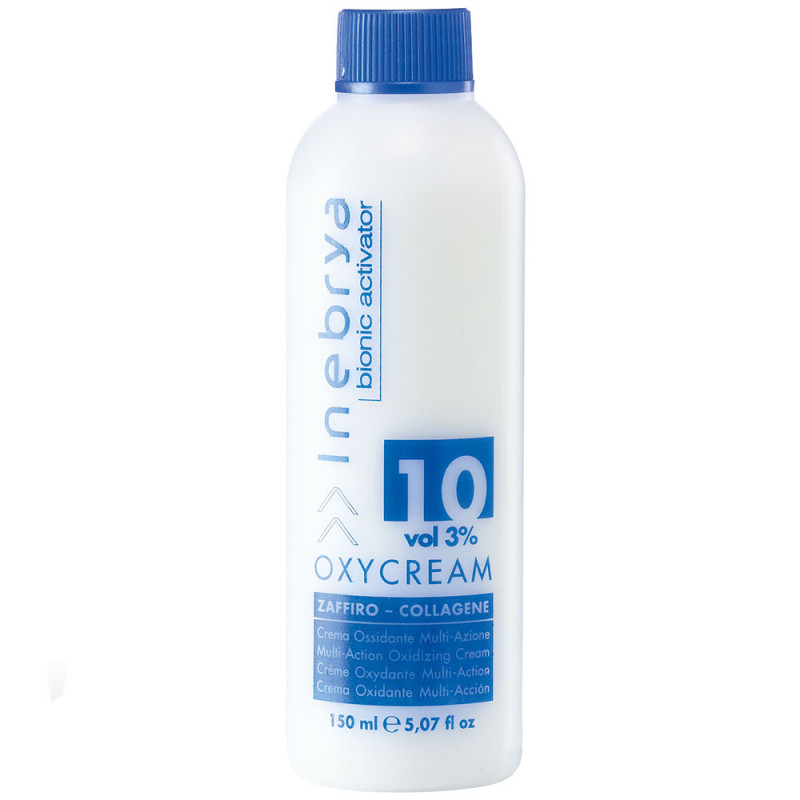 Inebrya Bionic Color Oxycream 3% 150 ml