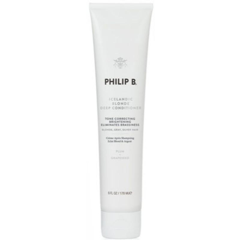 Philip B. Icelanding Blonde Deep Conditioner 178 ml