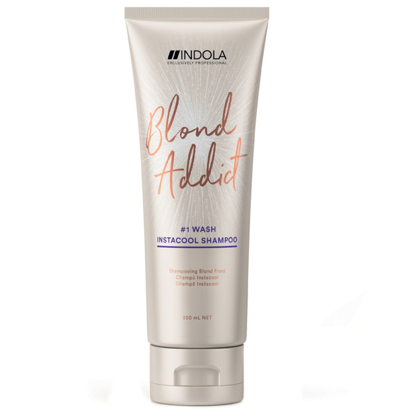 Indola Blonde Addict InstCool Shampoo 250 ml
