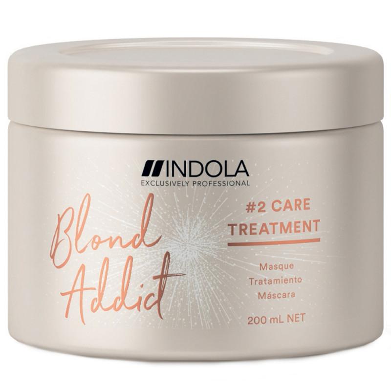 Indola Blonde Addict Treatment 200 ml
