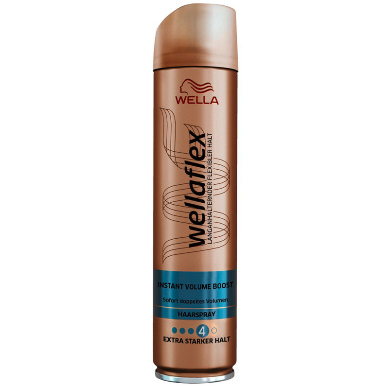 Wella Wellaflex Instant Volume Boost Haarspray 250 ml