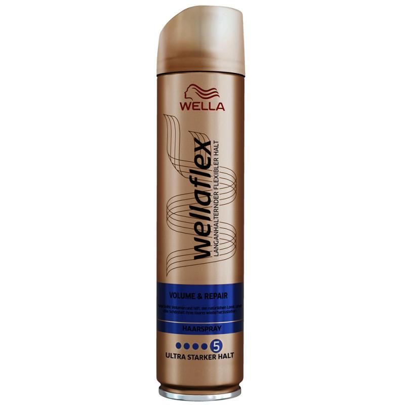 Wella Wellaflex Volume & Repair Haarspray 250 ml