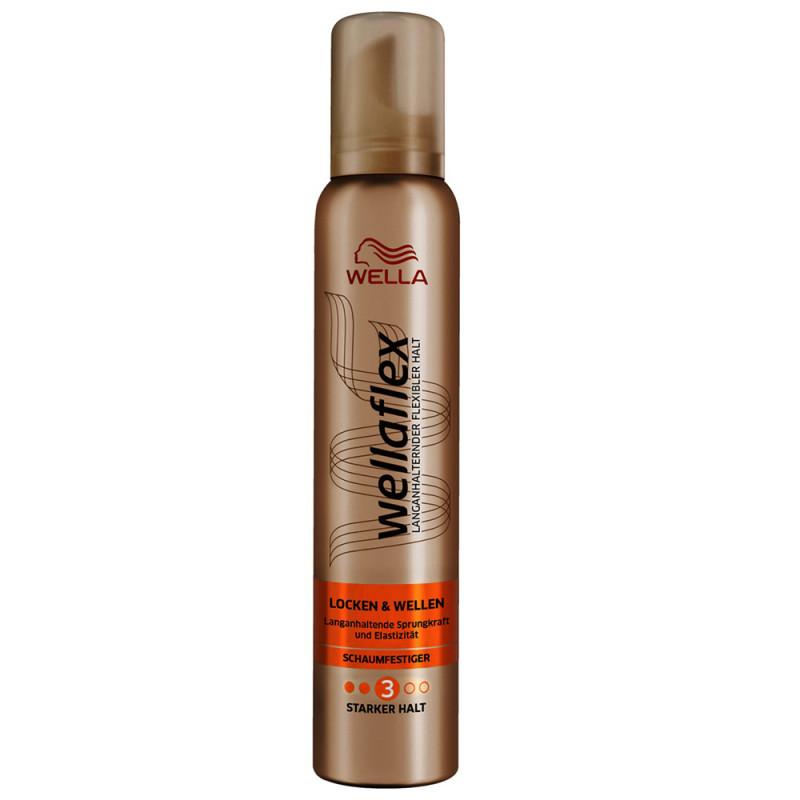 Wella Wellaflex Locken & Wellen Schaumfestiger 200 ml