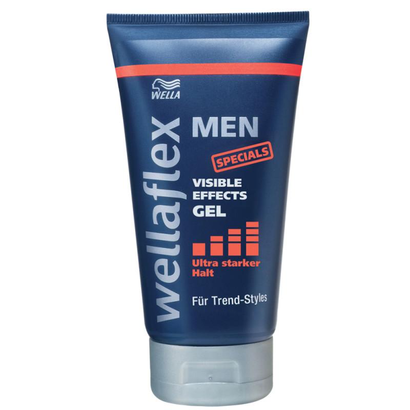 Wella Wellaflex Men Visible Effects Gel 150 ml