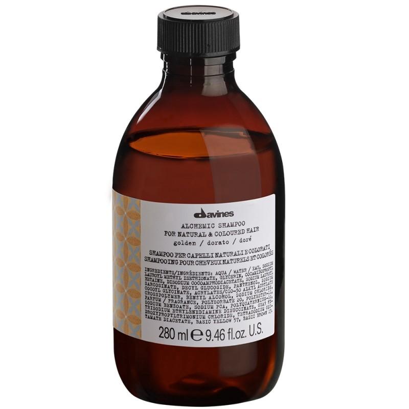 Davines Alchemic Gold Shampoo 280 ml