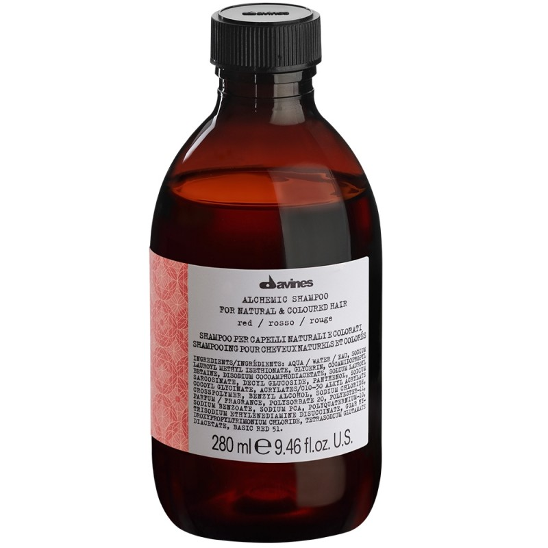 Davines Alchemic Red Shampoo 280 ml