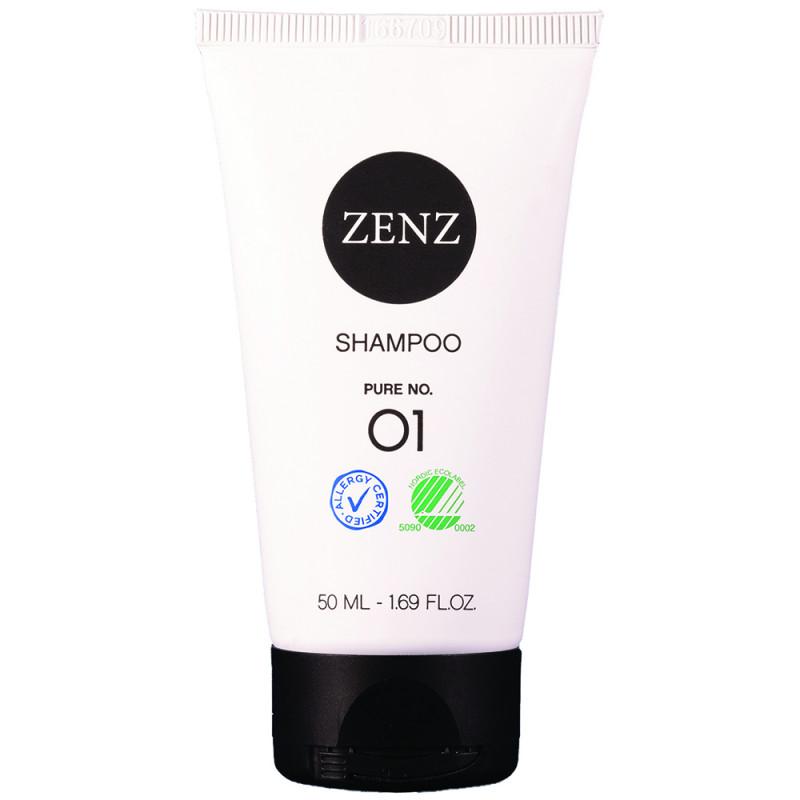 ZENZ No.01 pure Shampoo 50 ml