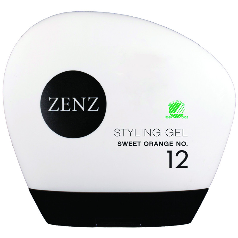 ZENZ No.12 Styling Gel Sweet Orange 130 ml