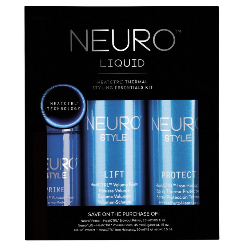 Paul Mitchell Neuro Liquid Take Home Kit