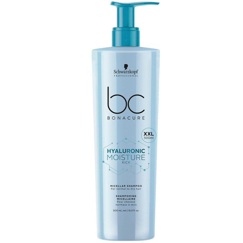 Schwarzkopf BC Bonacure Hyaluronic Moisture Kick Shampoo 500 ml