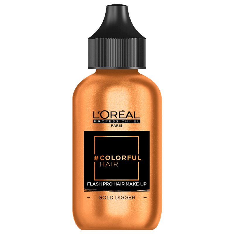 L'Oréal Professionnel Flash Pro Hair Make Up Gold Digger 60 ml
