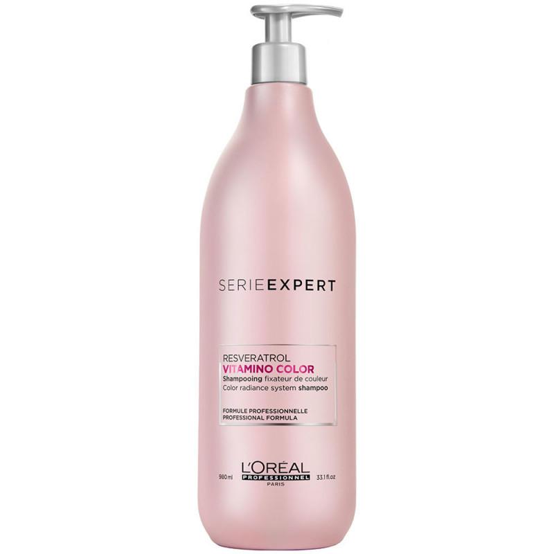 L'Oréal Professionnel Série Expert Vitamino Color Shampoo 980 ml