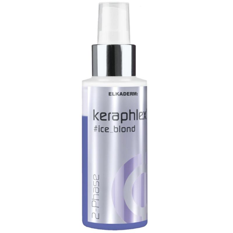 Elkaderm Keraphlex ice_blond 2 Phasen Kur 100 ml