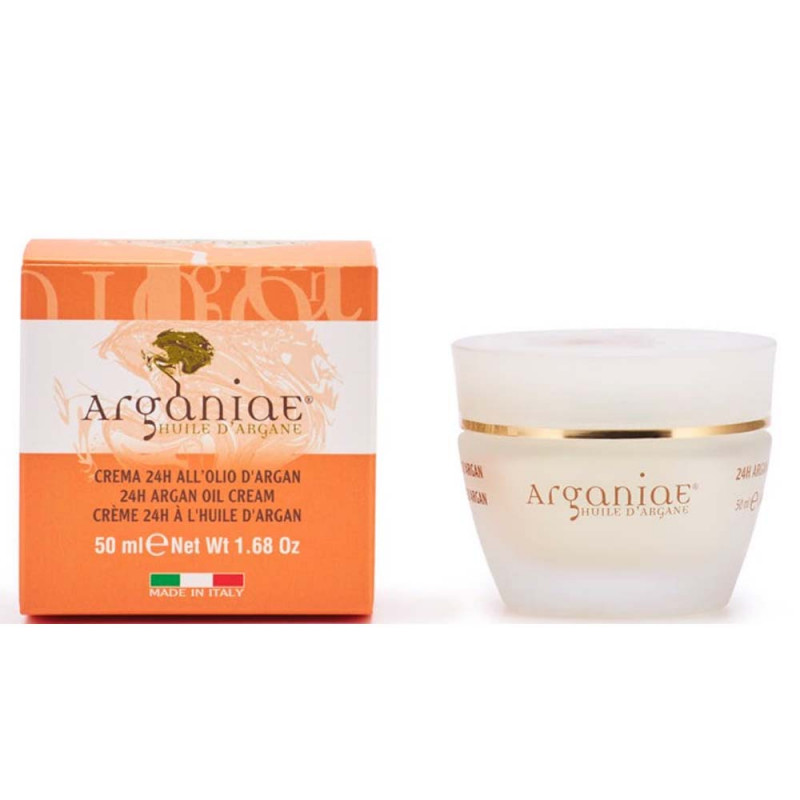 Arganiae Anti-Age Gesichstscreme 24H mit Arganöl 50 ml