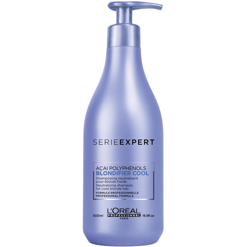 L'Oréal Professionnel Série Expert Blondifier Cool Shampoo 500 ml