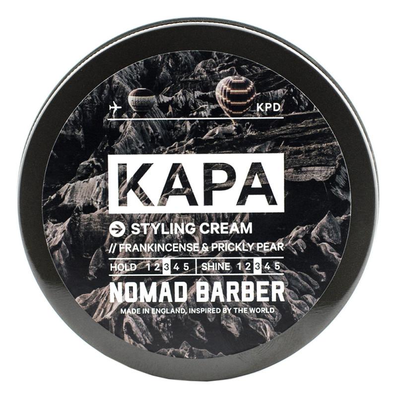 Nomad Barber Kapa Styling Cream 85 g